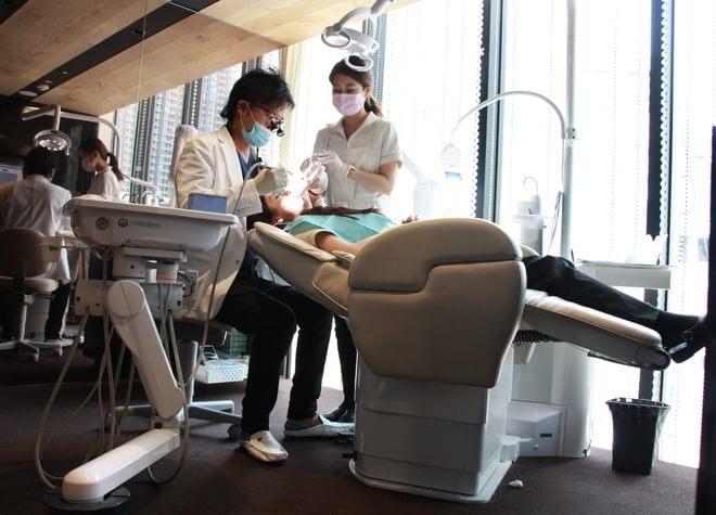 武蔵小杉駅 出口徒歩 1分 オーセント歯科クリニックのスタッフ写真2