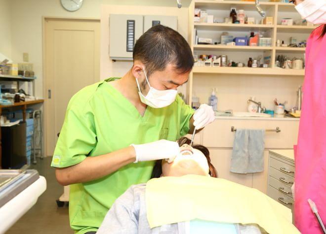 南柏駅 西口徒歩 10分 南柏歯科クリニックのスタッフ写真4