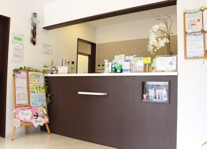 北花田駅 3番出口徒歩 15分 ひがしの歯科医院の院内写真5