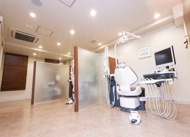 大門駅(東京都) 徒歩 1分 一村歯科の治療台写真3