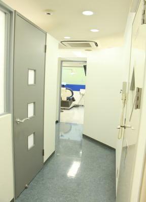 神田駅 南口徒歩8分 三越前駅小伝馬町歯科 ハルデンタルオフィスの院内写真6