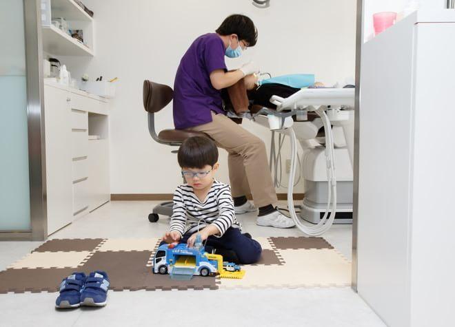 四ツ橋駅 1-A徒歩 2分 医療法人恵翔会 なかやま歯科の院内写真2