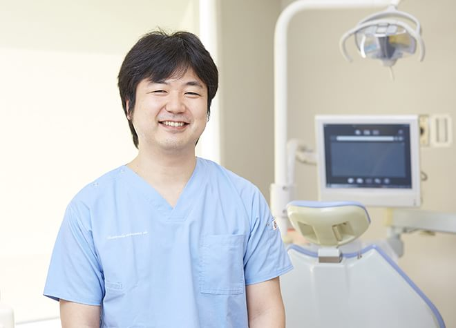 厚木妻田南歯科医院の画像