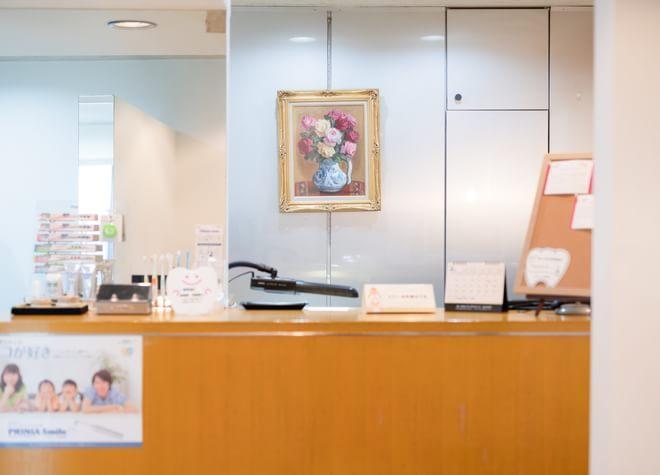 日暮里駅 出口徒歩 1分 市来歯科医院の院内写真4