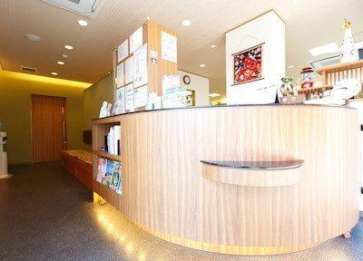 茨木市駅 西口徒歩 5分 よしはら歯科医院の院内写真2