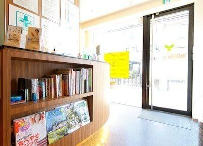 茨木市駅 西口徒歩 5分 よしはら歯科医院の院内写真3