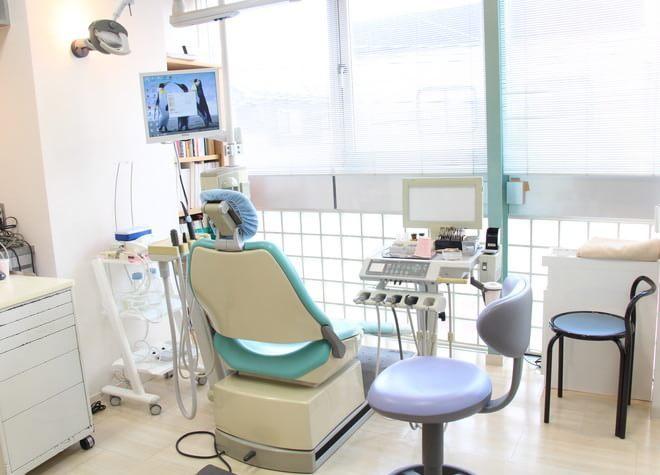 鶴ケ峰駅 北口徒歩 3分 瀬戸デンタルクリニックの治療台写真2