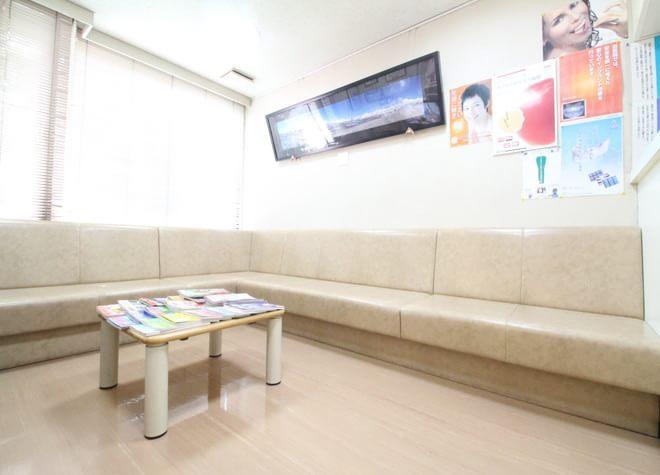 大垣駅 北口徒歩 10分 なかしま歯科の院内写真4