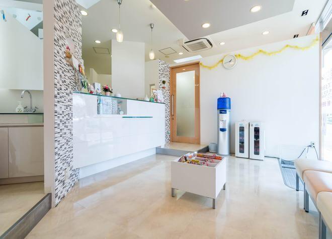 朝霞駅 南口徒歩 10分 あさかハートフル歯科の院内写真3