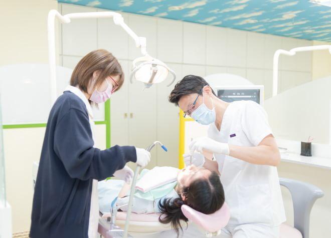 古淵駅出口 徒歩4分 古淵おとなとこどもの歯科医院の写真7
