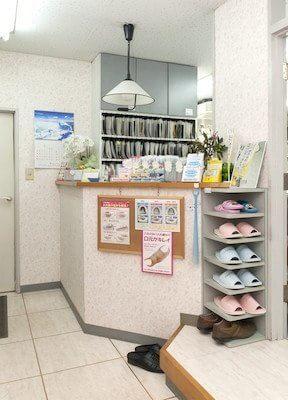西大宮駅 出口車6分 岡野歯科医院の院内写真1