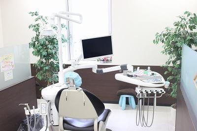保谷駅北口 車12分 ひばり三国歯科の院内写真6