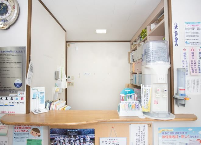 二俣川駅 南口徒歩15分 鈴木歯科医院の院内写真7
