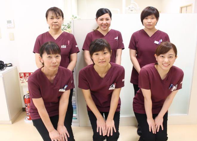 隼人駅 出口徒歩 6分 みなみ歯科クリニックのスタッフ写真2