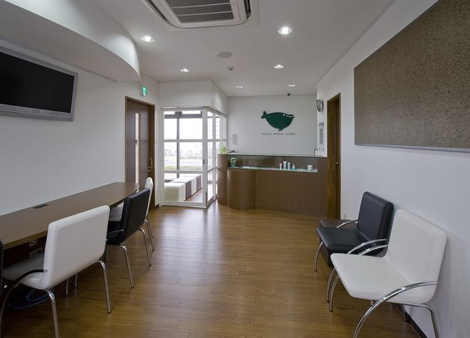 江木駅 出口車 6分 おおさわ歯科医院の院内写真4