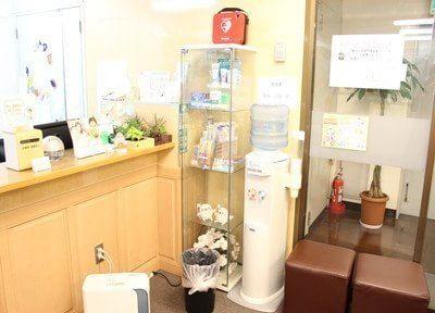 稲毛海岸駅 南口徒歩3分 えばた歯科クリニックの院内写真5