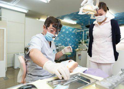 稲毛海岸駅 南口徒歩3分 えばた歯科クリニックのスタッフ写真1