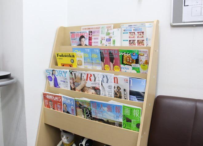 吉塚駅 西口徒歩3分 医療法人仁慈会西原歯科の院内写真2