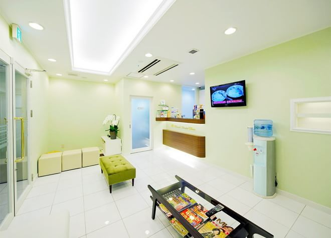 京急蒲田駅 出口徒歩 4分 はらだ歯科クリニックの院内写真4