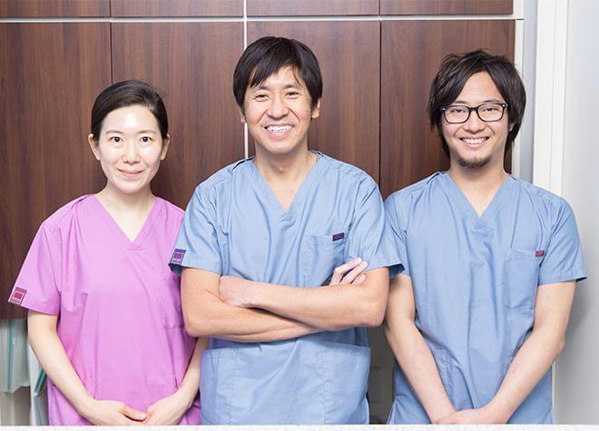 新橋駅 烏森口徒歩9分 高島歯科クリニックのスタッフ写真2