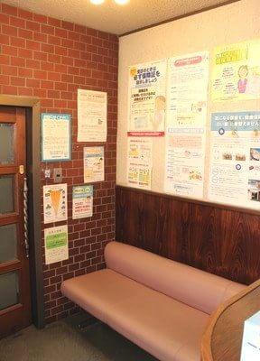 西明石駅 西口徒歩2分 ミナト歯科医院の院内写真2
