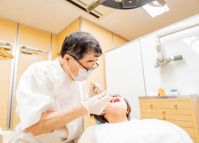 表面麻酔や細い針の使用!針が刺さる刺激を緩和
