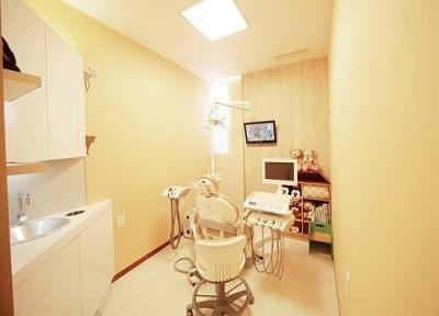 【京都市中京区:二条駅西口 徒歩5分】 たけち歯科クリニックの院内写真6
