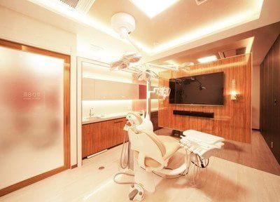 二条駅 西口徒歩 5分 たけち歯科クリニックの治療台写真6