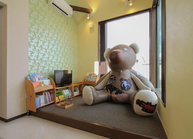 鯰田駅 出口車 4分 ほわいと歯科こども歯科の院内写真7