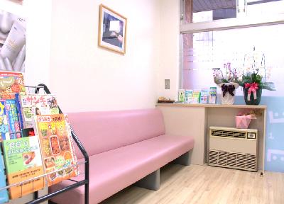 南平岸駅 出口徒歩 10分 うぇるかむ歯科医院の院内写真3