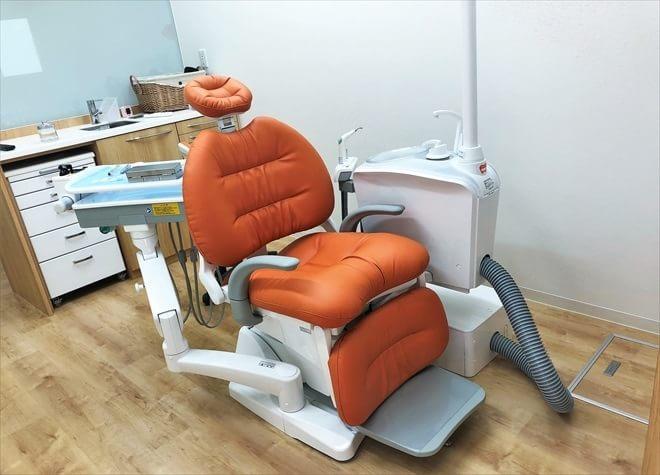 積志駅 出口徒歩 7分 かえで歯科クリニックの治療台写真2