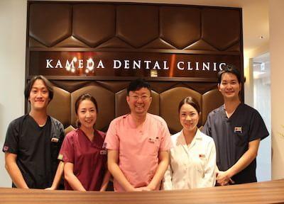かめだ歯科クリニックの画像