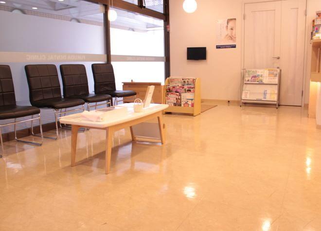 谷在家駅 出入り口2徒歩 1分 福田歯科クリニックの院内写真2