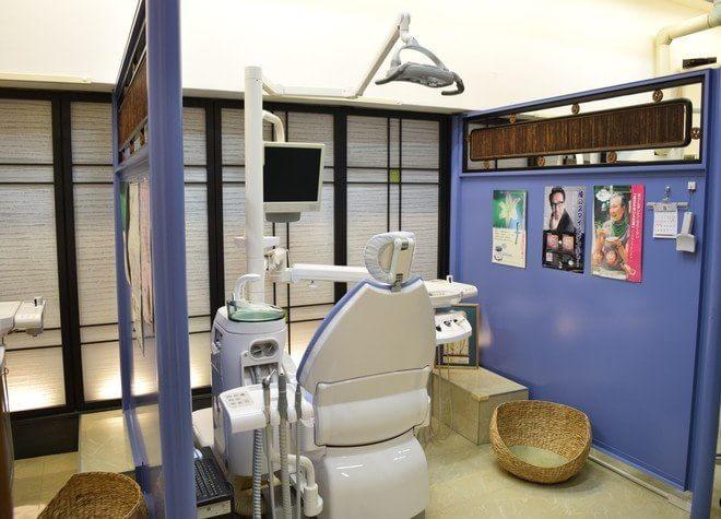 神戸三宮駅(阪急) 西口徒歩 1分 北野歯科医院の治療台写真5