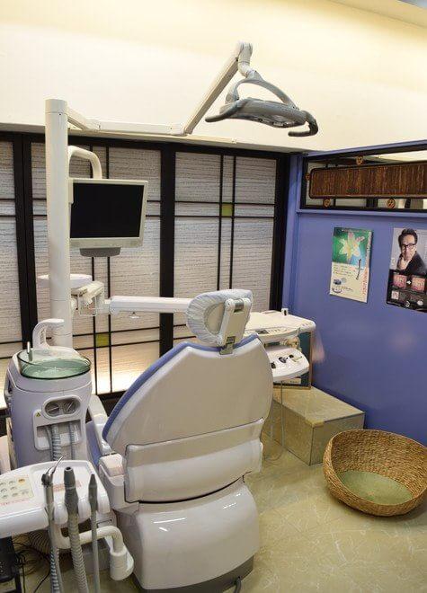 神戸三宮駅(阪急) 西口徒歩 1分 北野歯科医院の治療台写真4
