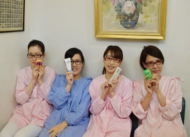 神戸三宮駅(阪急) 西口徒歩 1分 北野歯科医院のスタッフ写真2