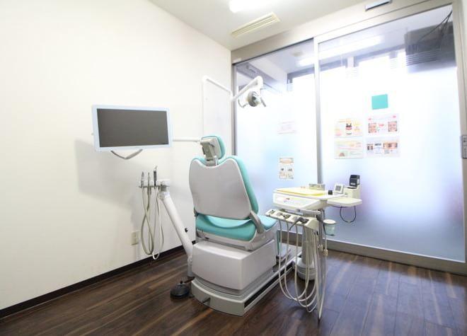 日進駅(愛知県) 出口徒歩 13分 白鳥スワン歯科・矯正歯科の治療台写真7