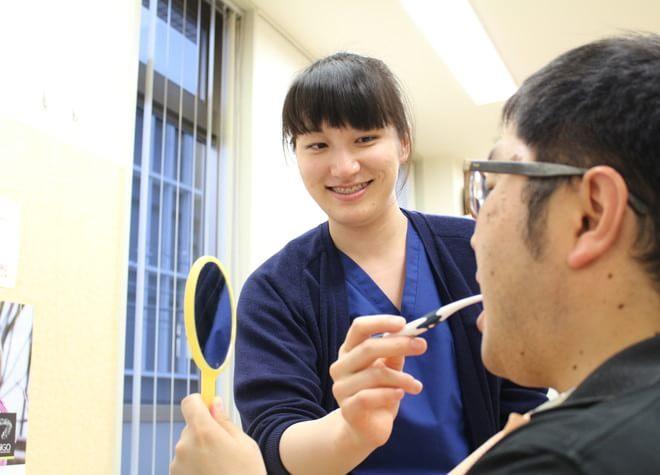 日進駅(愛知県) 出口徒歩 13分 白鳥スワン歯科・矯正歯科のスタッフ写真4