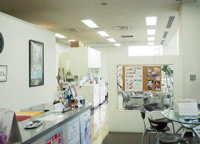 豊洲駅 北口徒歩9分 豊洲KG歯科の院内写真3