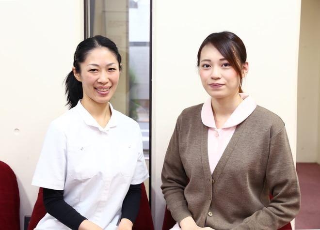 上板橋駅 南口徒歩 6分 大和歯科医院のスタッフ写真2