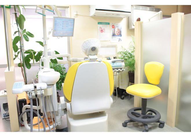 小岩駅 北口徒歩 4分 フジタ歯科の治療台写真5