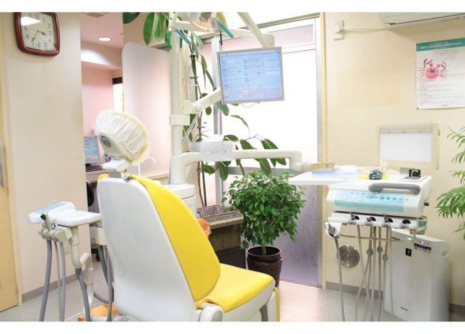 小岩駅 北口徒歩 4分 フジタ歯科の治療台写真7
