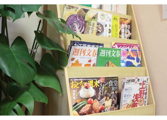 小岩駅 北口徒歩 4分 フジタ歯科の院内写真3