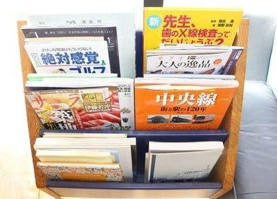富士見ヶ丘駅 2番出口徒歩 3分 成田歯科(東京都杉並区高井戸西)の院内写真6