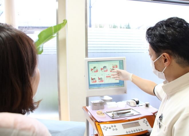 南浦和駅 東口徒歩5分 濱川歯科医院のスタッフ写真1