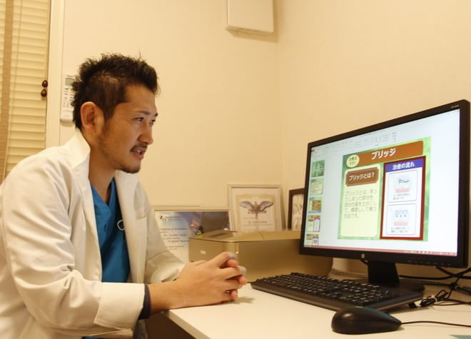 青田歯科の画像