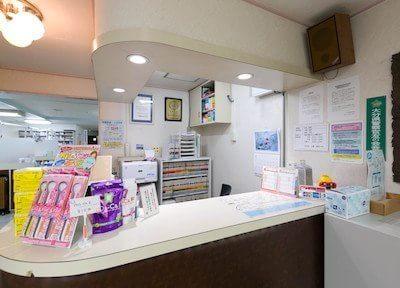 別府駅(大分県) 東口徒歩 1分 丸尾歯科医院の院内写真2