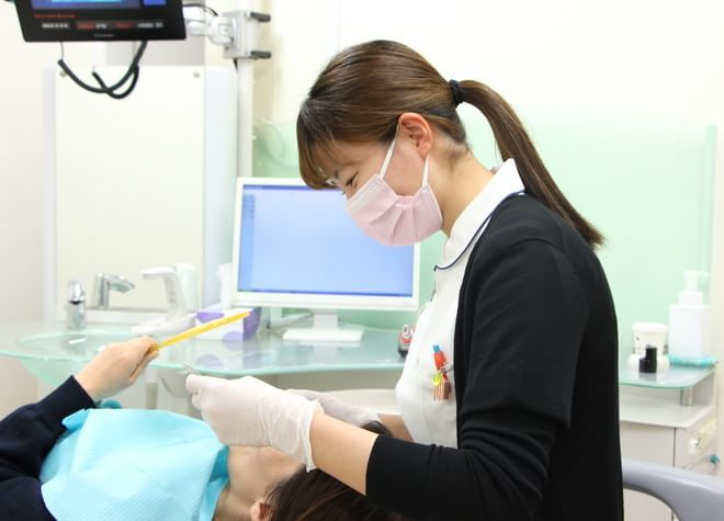 ほった歯科の画像