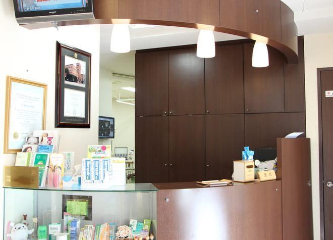 深井駅 出口徒歩 3分 ほった歯科の院内写真2