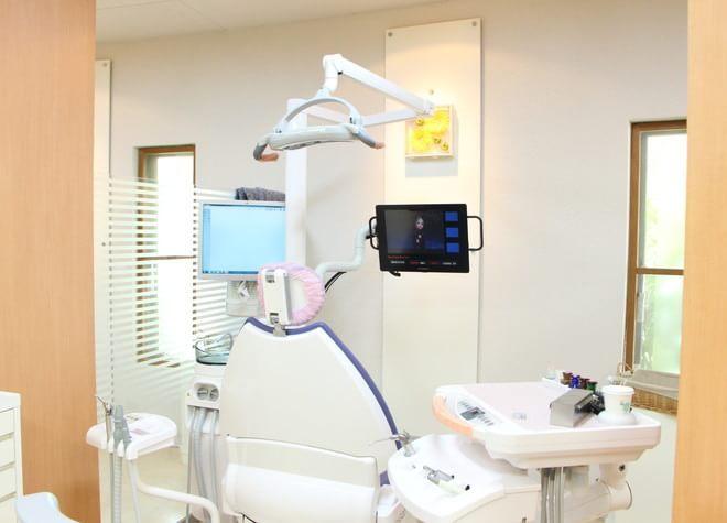 深井駅 出口徒歩 3分 ほった歯科の治療台写真4